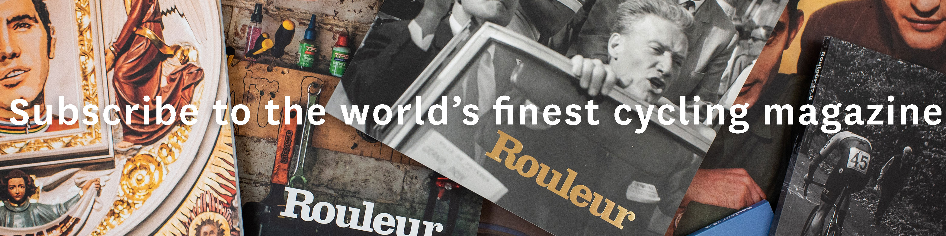Subscribe to Rouleur