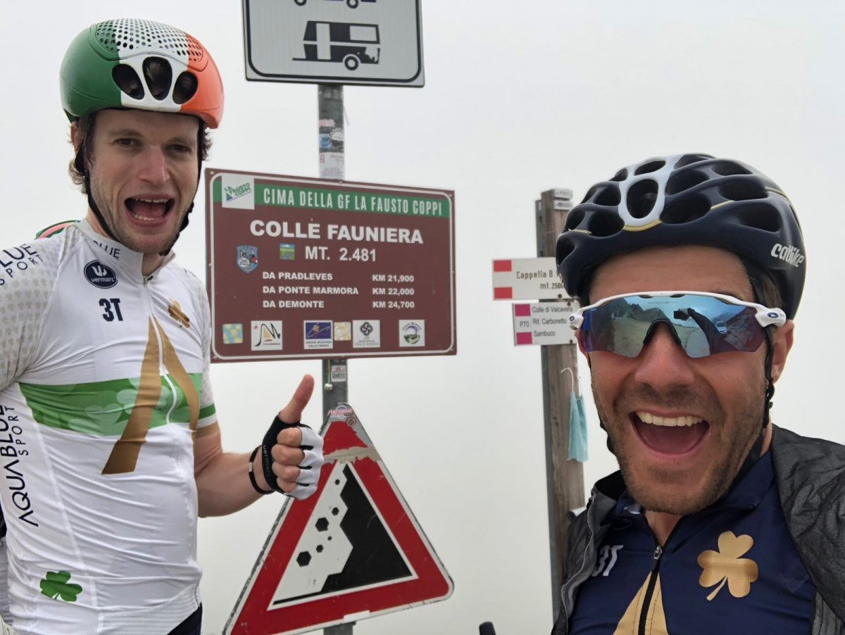 Larry and Conor's NoGo Tour day 7: Crazy in love with cycling again