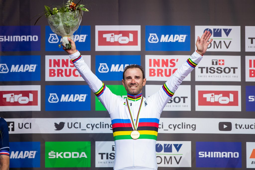 Stars in stripes: celebrating 30 years of Santini and the rainbow jersey