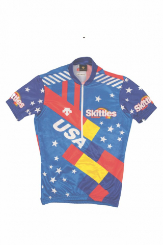 Wiggins' Armstrong jerseys