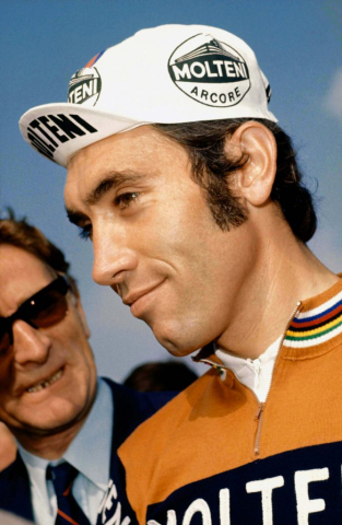 John Pierce, Photosport International, Eddy Merckx, Tour de France 1974, Plymouth