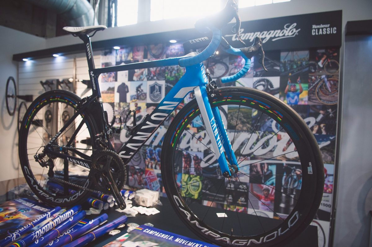 This one goes to 12: Q&A with Campagnolo's Lorenzo Taxis