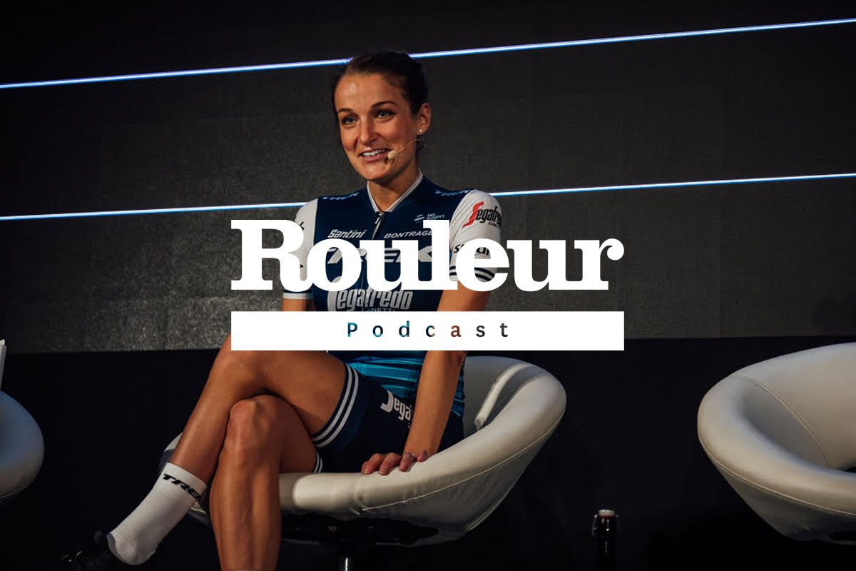 Rouleur podcast: Lizzie Deignan, Roger Hammond and Team Sky in Mallorca