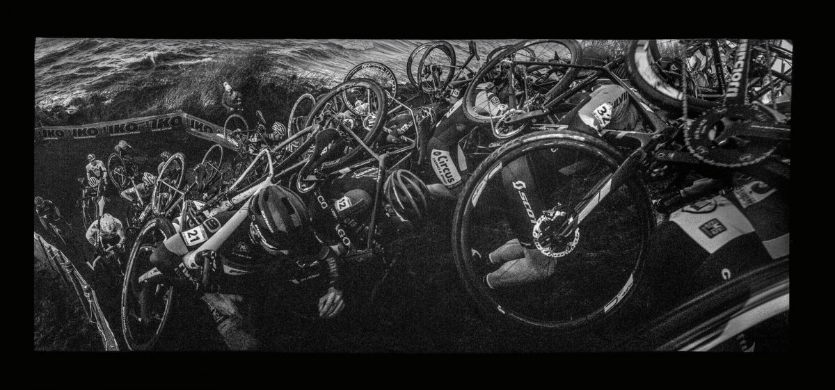 Seaside CX: panoramas from the 2019 worlds course