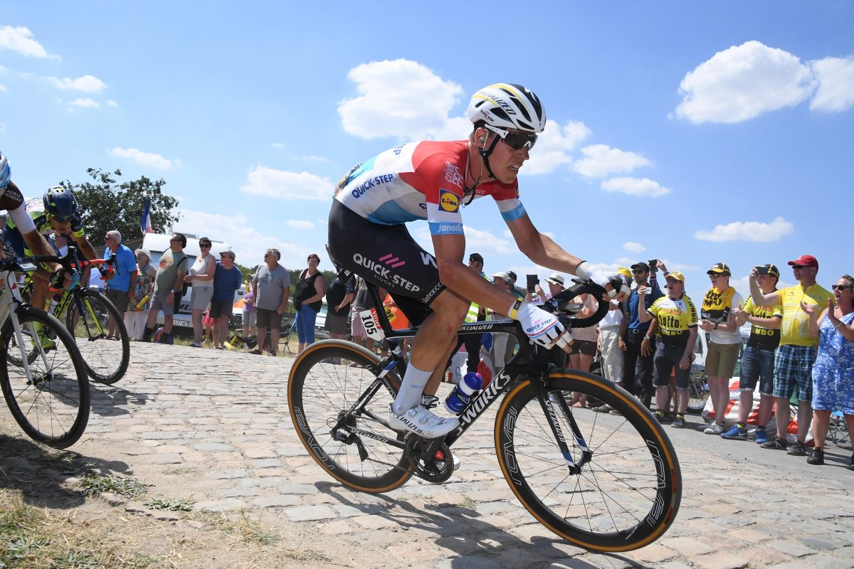 "Bob Jungels Q&A: ""Being versatile is not always a gift"""