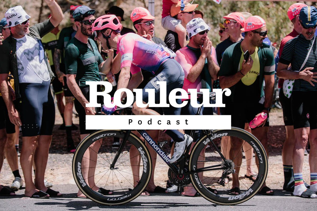 Rouleur podcast: Michael Woods, Nick Craig and more