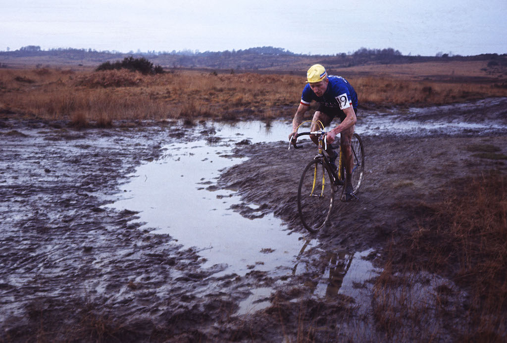 Super Tough: Cyclo-cross 1962 style featuring Beryl Burton