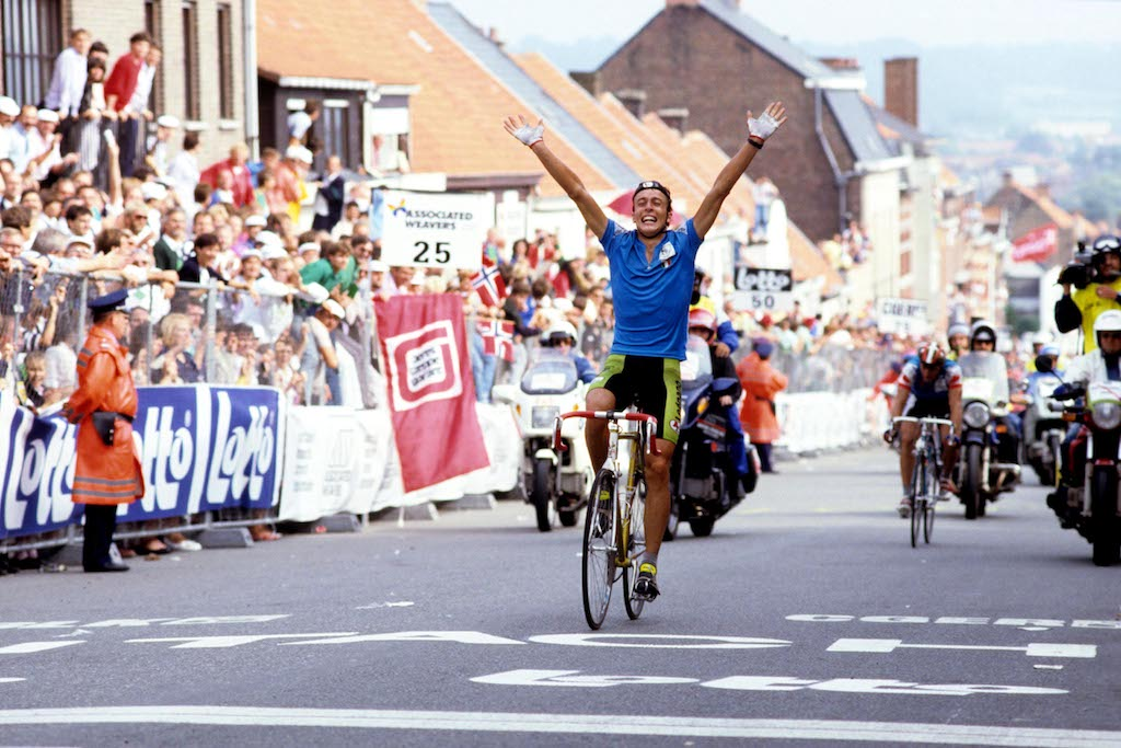Winning the worlds: Maurizio Fondriest guest column