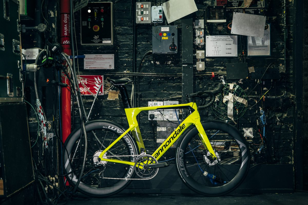 Desire: Cannondale SystemSix