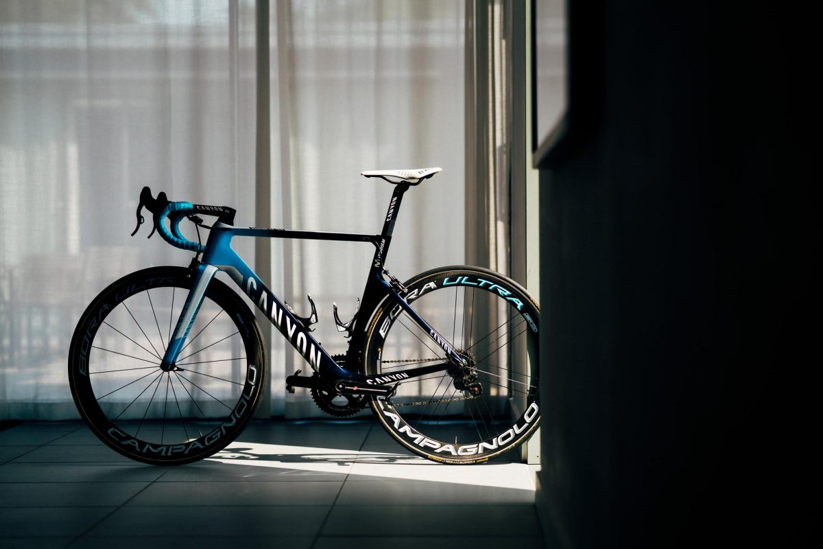 Desire: Canyon Aeroad SLX – Movistar edition
