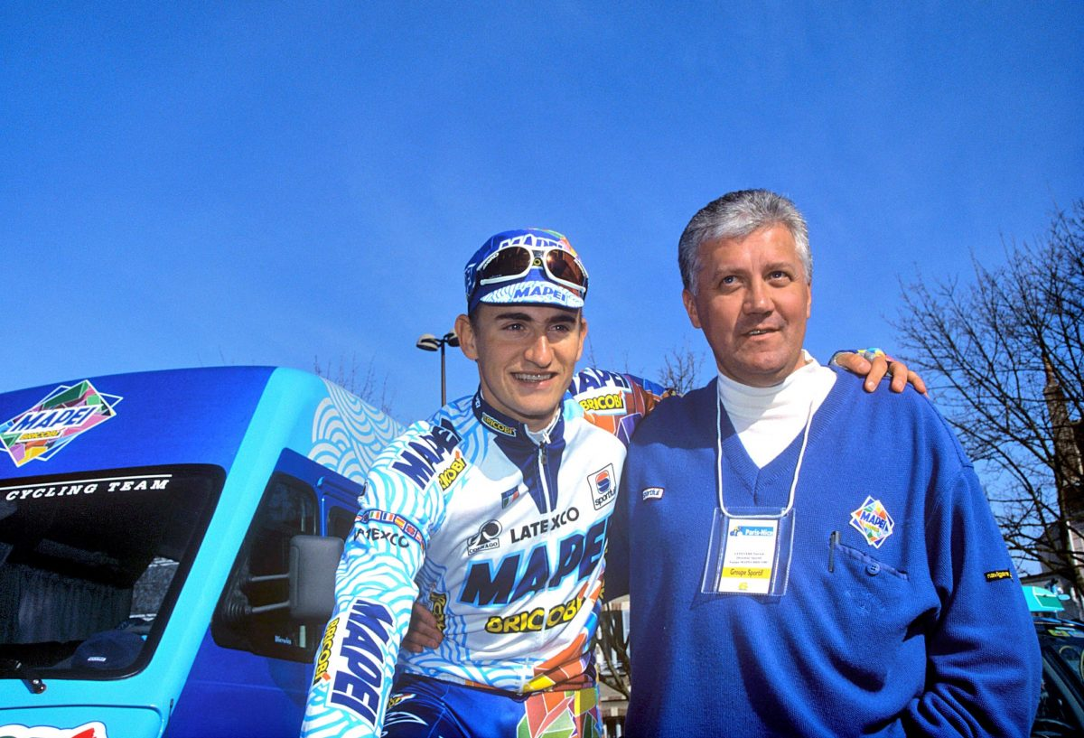 Vandenbroucke and Lefevere, 1998 Paris-NIce