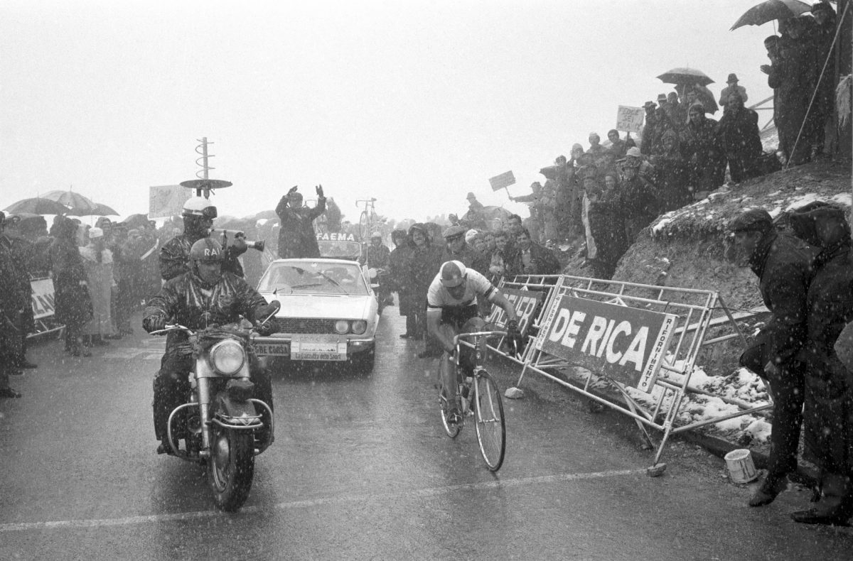 Giro d'Italia 1968: Merckx's greatest moment