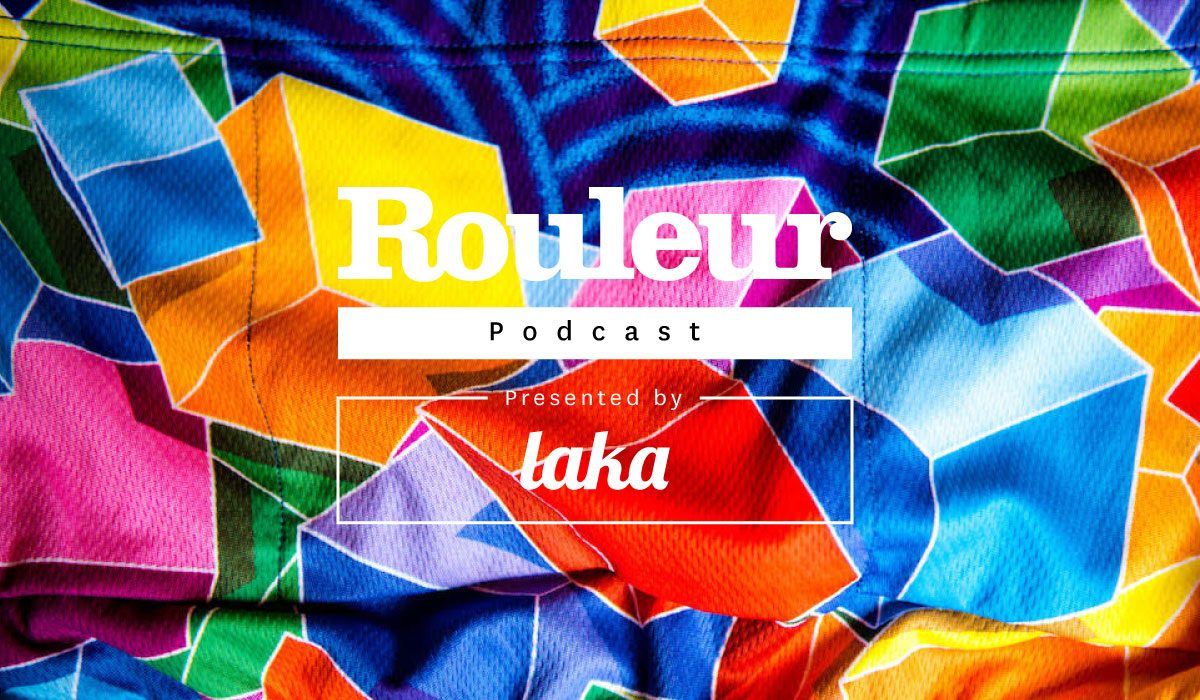Rouleur podcast May