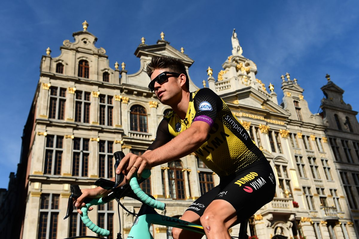 Top Banana: Tour de France stage 7 – Wout van Aert