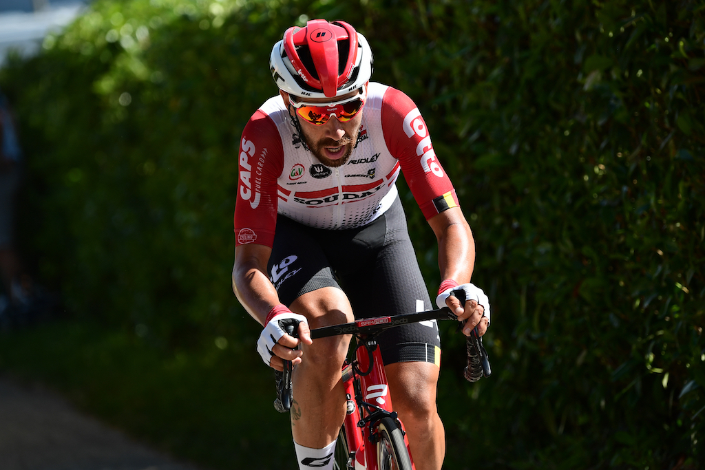 Top Banana: Tour de France stage 8 – Thomas De Gendt