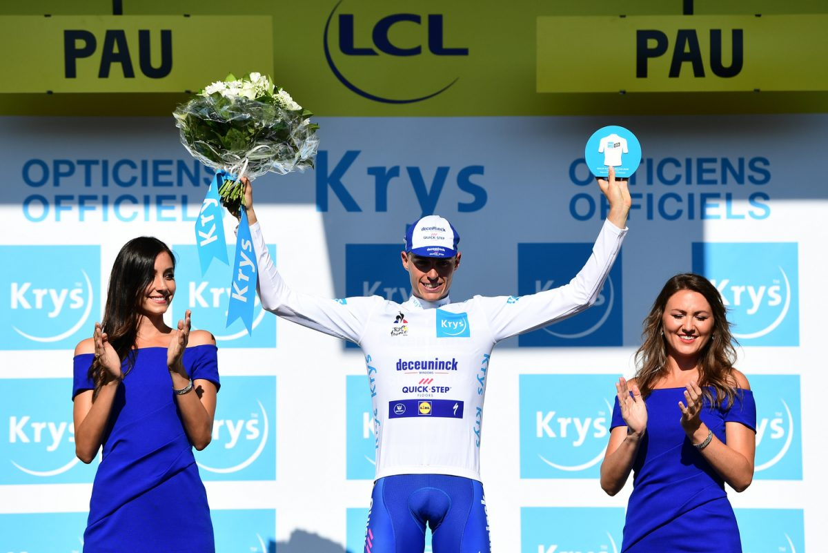 Top Banana: Tour de France stage 13 – Enric Mas