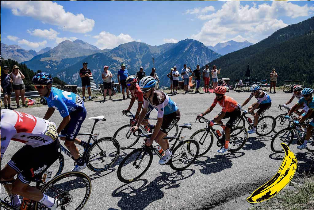 Top Banana: Tour de France stage 18 – Romain Bardet