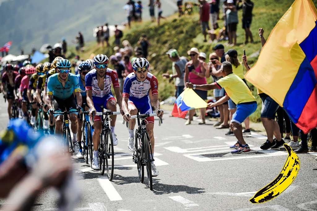 Top Banana: Tour de France stage 14 – David Gaudu