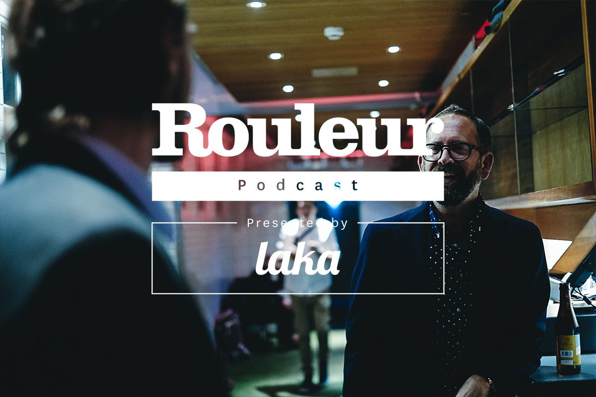 Rouleur Podcast: Jonathan Vaughters and Mapei