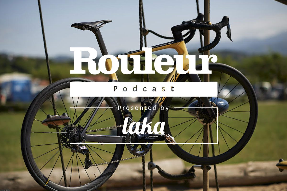 Rouleur podcast: Orbea and Cycling Mole