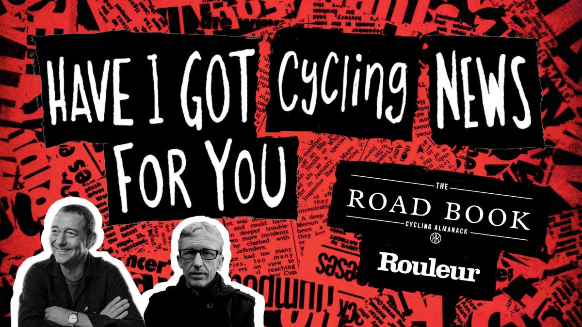 Have I Got (Cycling) News For You