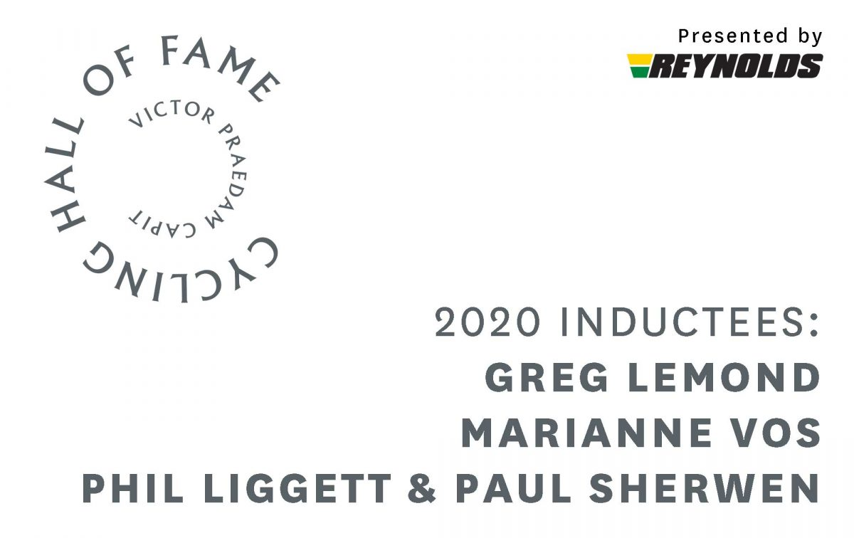 Greg LeMond, Marianne Vos, Phil Liggett and Paul Sherwen to be inducted into the Cycling Hall of Fame