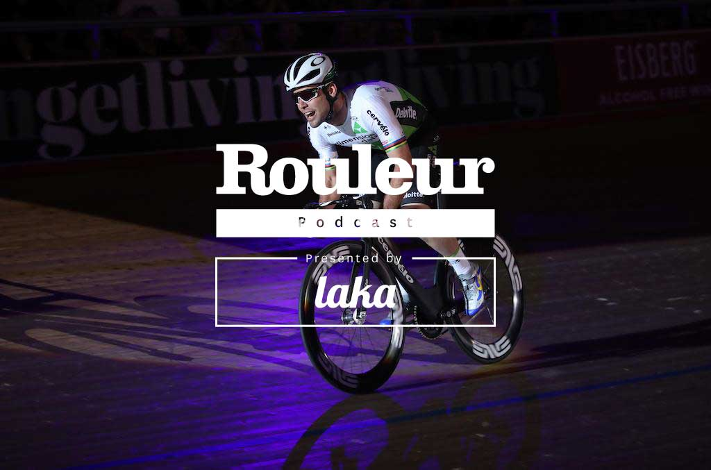 Rouleur podcast: Six Day London with Mark Cavendish, Caleb Ewan, Owain Doull