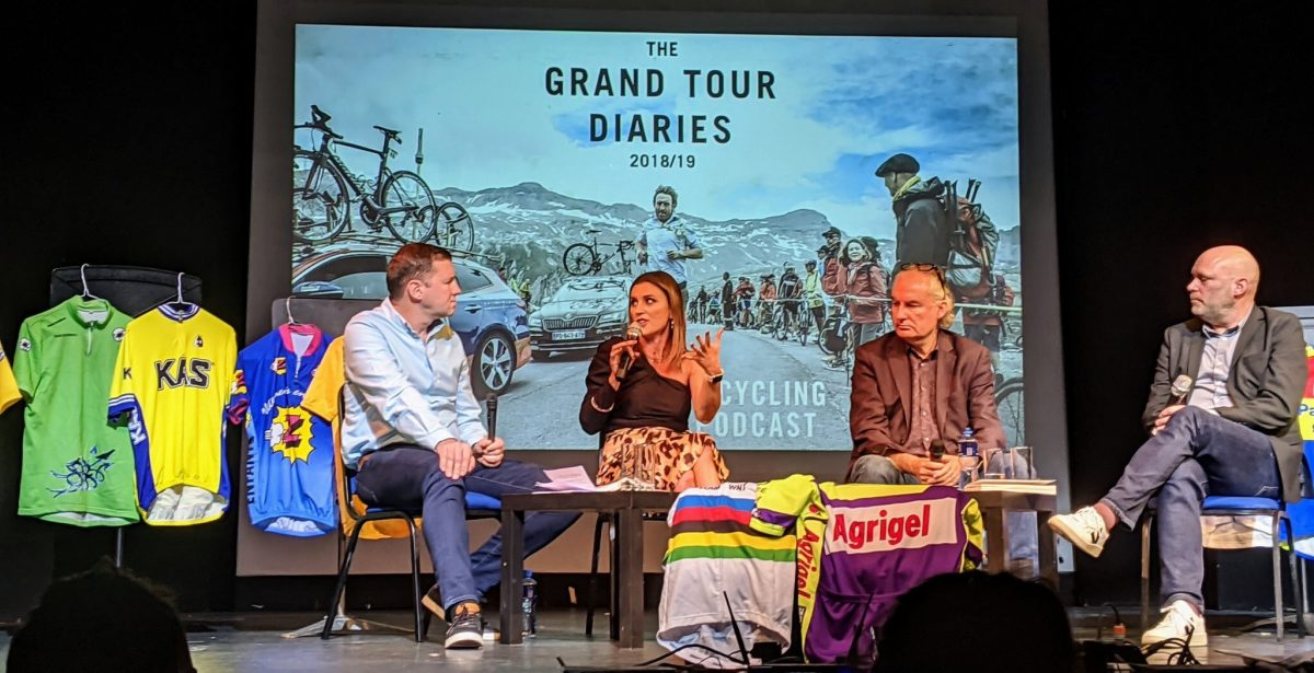 There's only one The Cycling Podcast: Interview with Richard Moore and Lionel Birnie