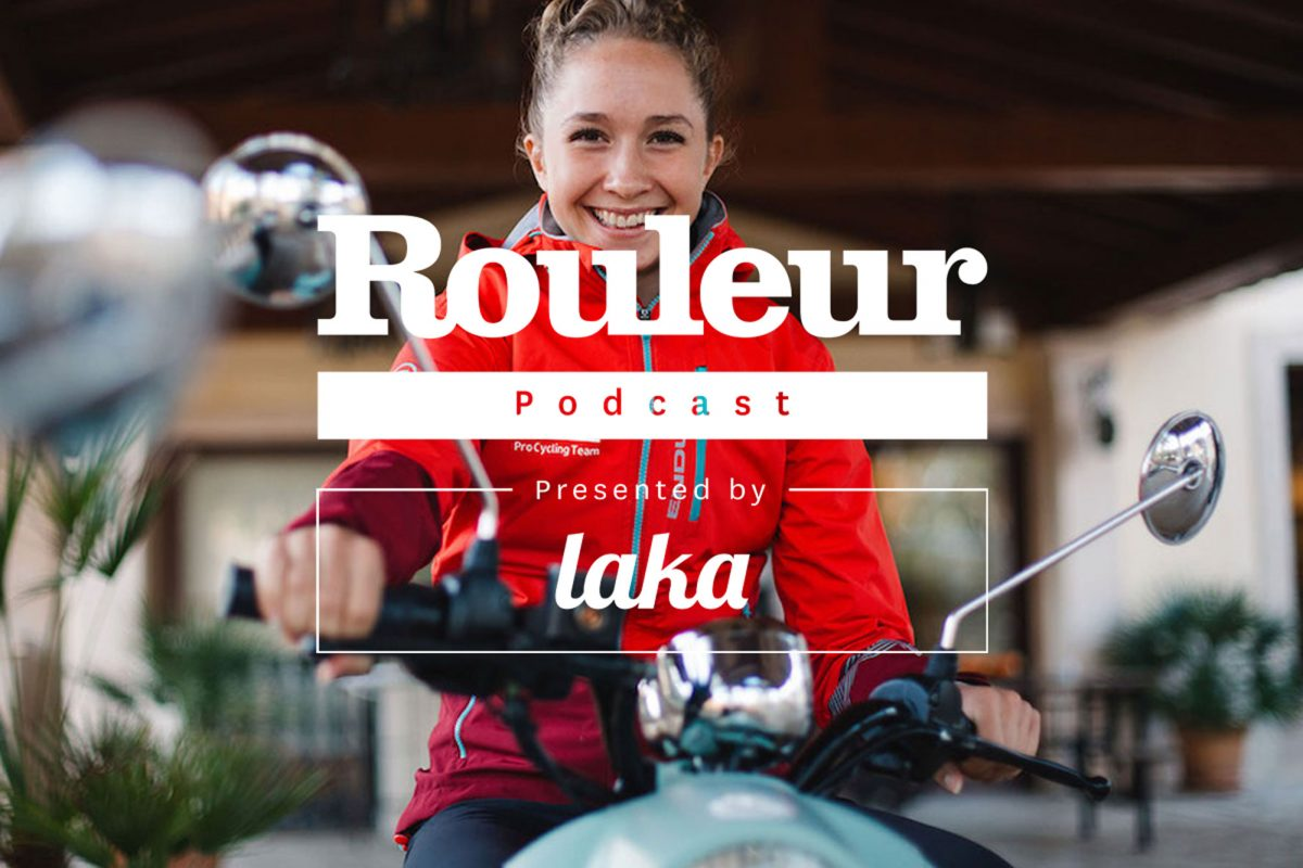 Rouleur podcast: Cecilie Uttrup Ludwig, Rayner Foundation and Ribble