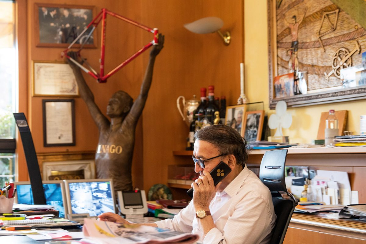 The wisdom of Ernesto Colnago