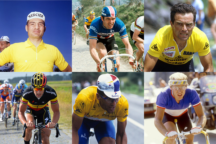 Cycling Hall of Fame Men