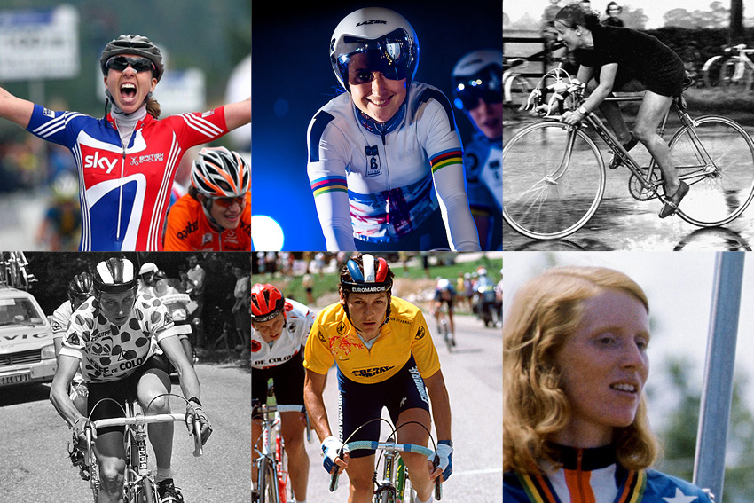 Cycling Hall of Fame Women