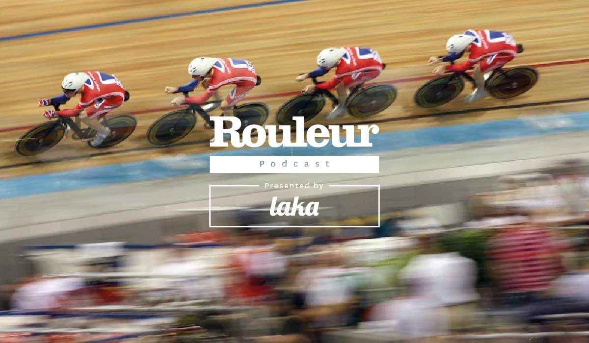Rouleur podcast: The Medal Factory with Kenny Pryde
