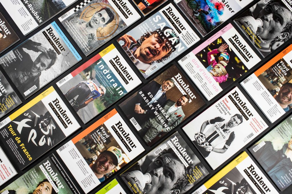 Rouleur covers