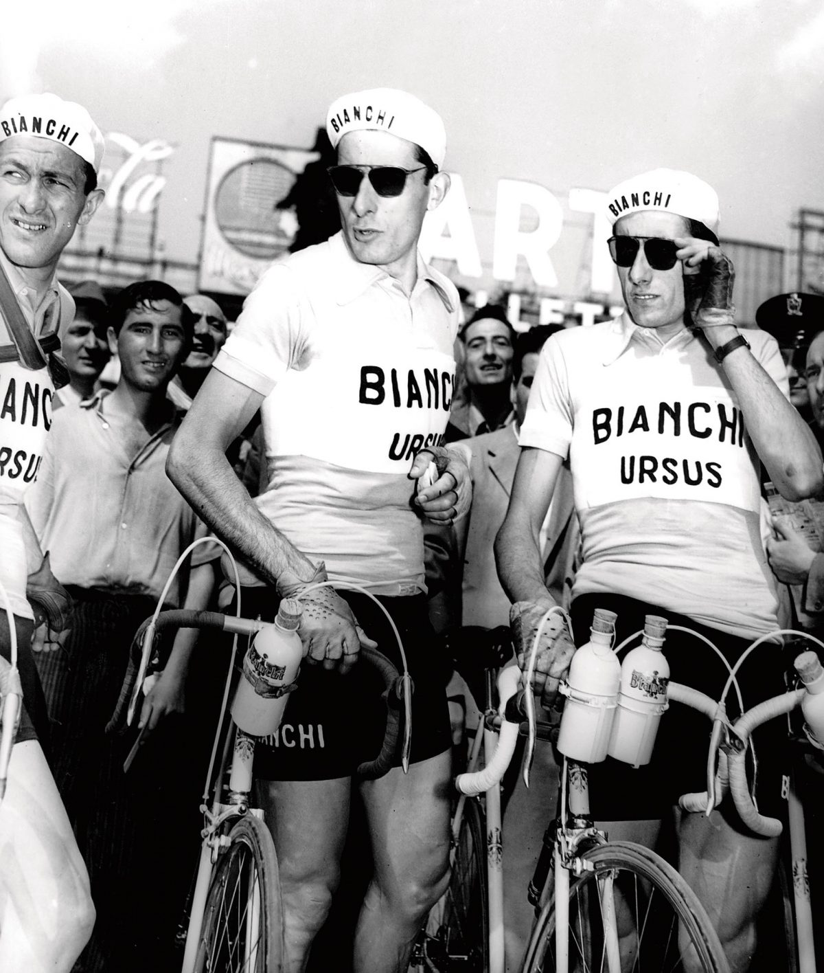 He ain't heavy… Cycling siblings through the ages