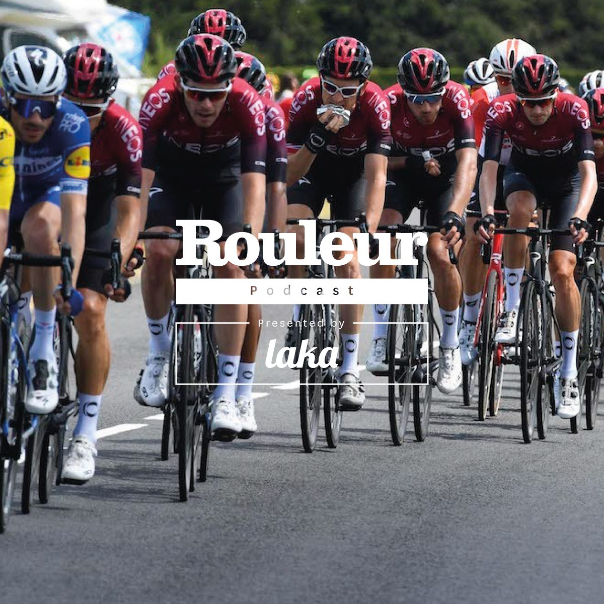 Rouleur podcast: Luke Rowe, Lizzy Banks and World Bicycle Relief