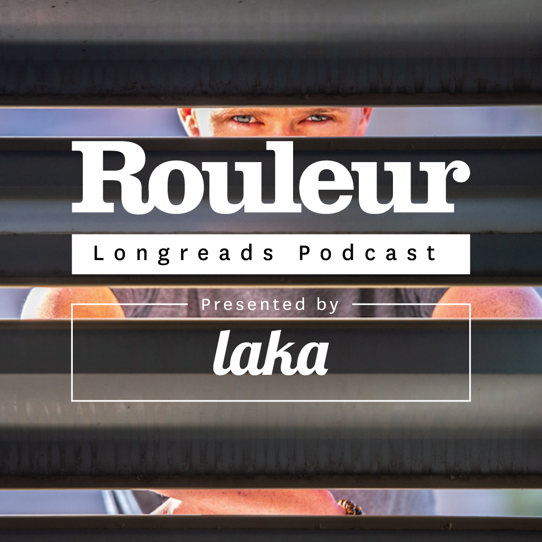 The Rouleur Longreads podcast: Chris Froome and the Seventh Circle