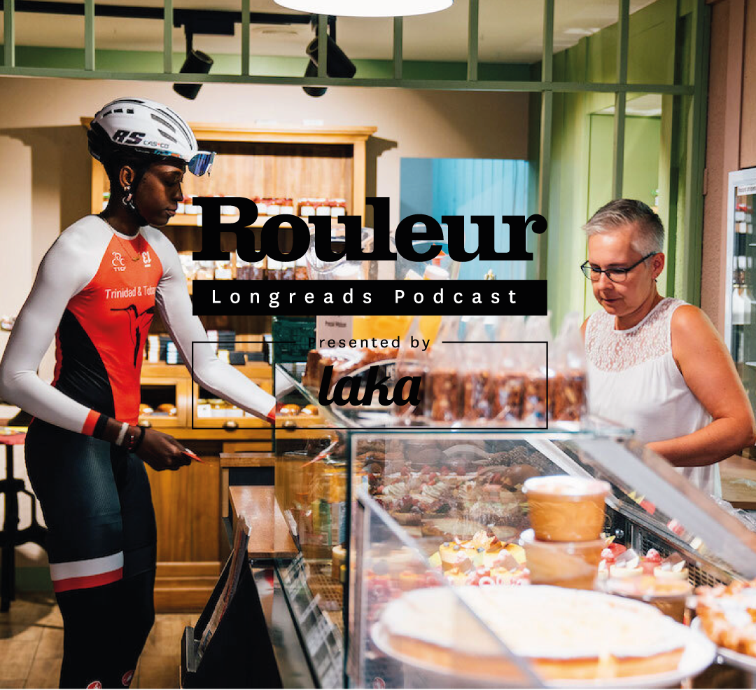 The Rouleur Longreads podcast: Teniel Campbell by Andy McGrath