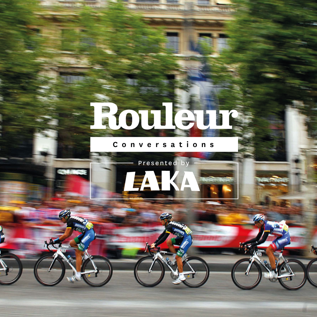 Rouleur Conversations: Tour de France Issue with Maria David and the Rouleur team