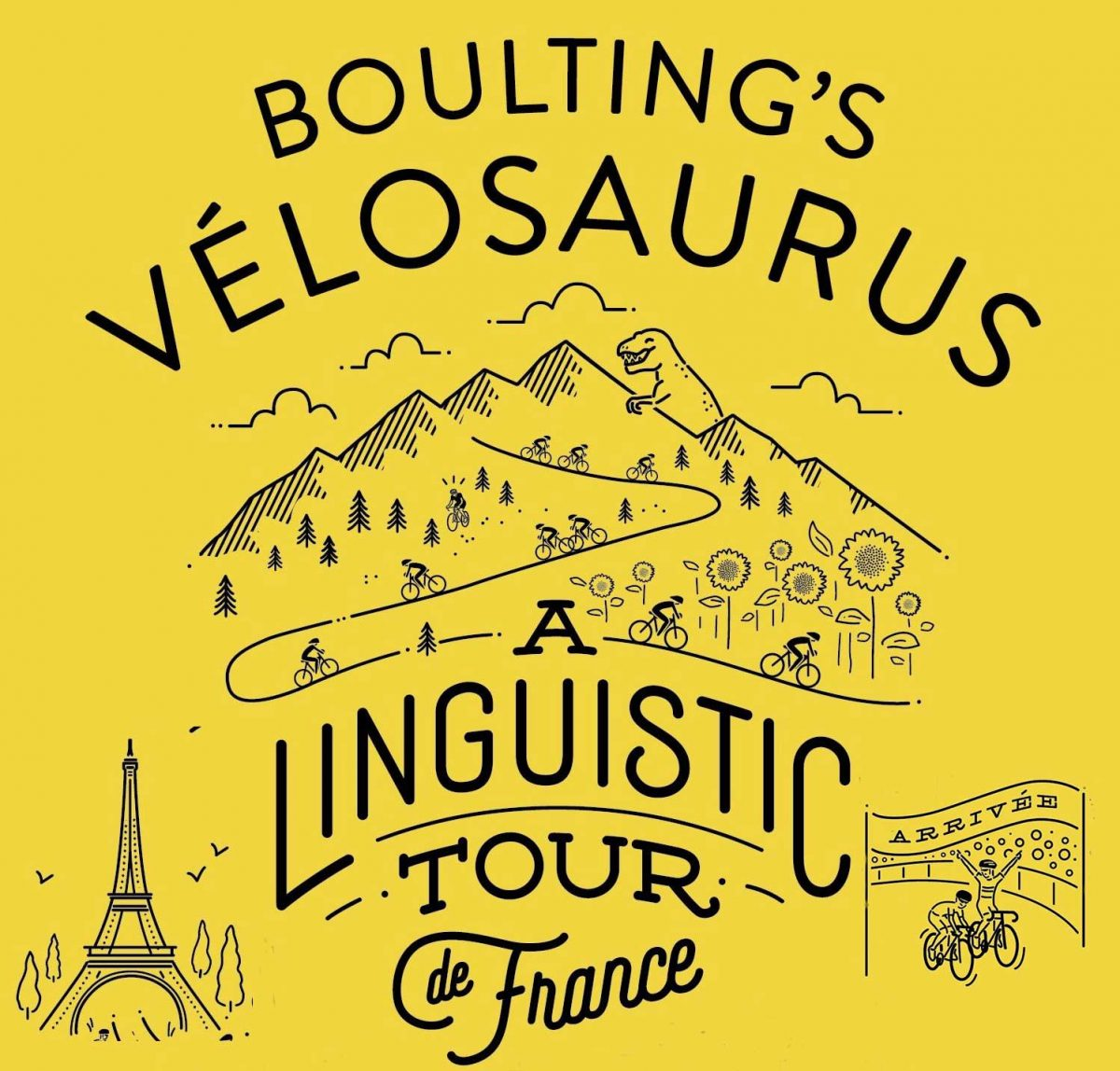 Ned Boulting reads… Vélosaurus: A Linguistic Tour de France